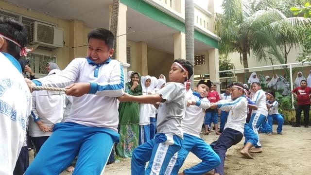 Meriahkan Hut Ri Ke 74 Osim Mtsn 1 Model Banda Aceh Gelar Aneka Lomba Jurnal Pase