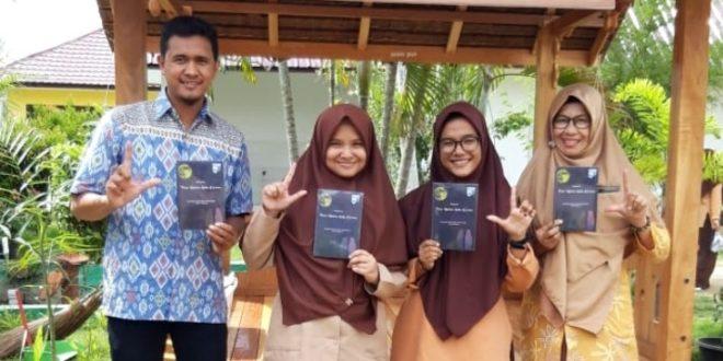 Siswi SMAN1 Muara Batu kembali terbitkan Buku