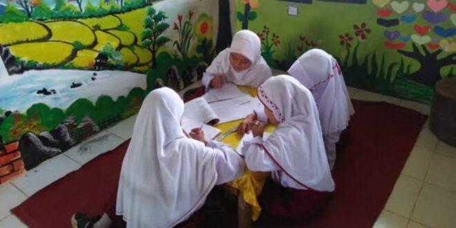 Program yang Berdampak pada Murid  SAWASAKU ( Satu Siswa Satu Buku) Pada Sudut Baca Kelas